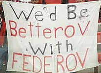 betterov w Fedorov sign